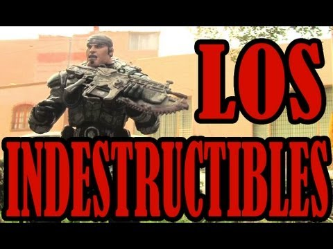 Los nuevos indestructibles