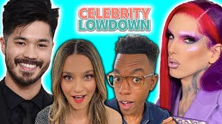 "Jeffree Star's Blood Lust Criticized By Fans! Ross Butler Talks 'To All The Boys""! (Celeb Lowdown)"
