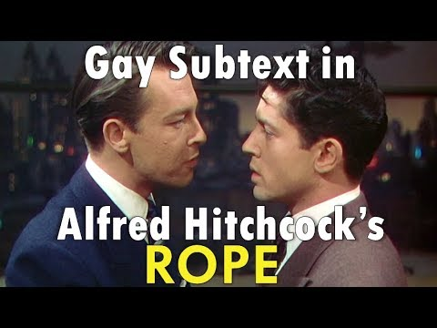 Is Alfred Hitchcock's 'Rope' A Gay Film?
