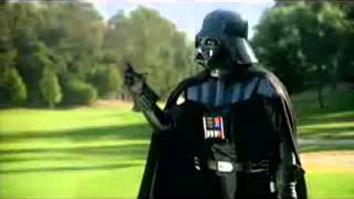 Darth vader funny commercial video