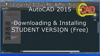 AutoCAD 2015 How To Download And Install Free Student Version VideoMp4Mp3.Com