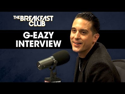 Cover Lagu G-Eazy On Stepping Away From H&M, Being A Crazy Gemini, Halsey & More