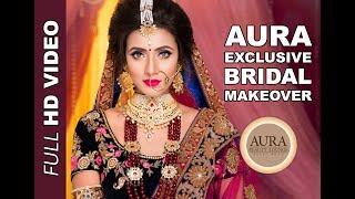 Download Bidya Sinha Mim | Bridal Makeover | AURA Bride 3Gp Mp4