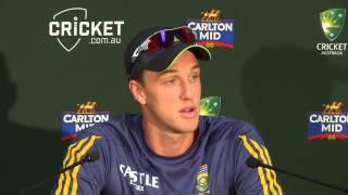 MORKEL SETS UP PROTEAS SERIES-LEVELLING WIN