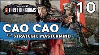 King Cao Cao Founds Wei Kingdom | Total War: Three Kingdoms (Cao Cao Campaign) #10