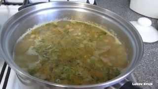 Суп гороховый. Суп готовим быстро вкусно просто.