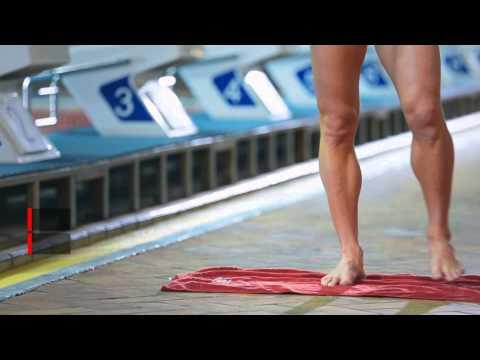 Разминка перед плаванием | Школа плавания #5