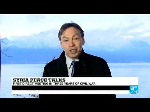Montreux Peace Conference: