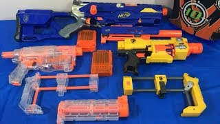 Box of Toys Toy Guns NERF Guns N Strike Toy Rifles Toys for Kids