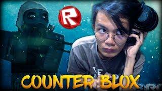 CHEATER DAW?! | Roblox (Counter Blox) - #Tagalog
