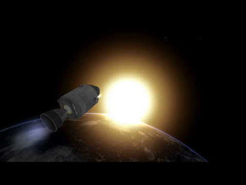 Kerbal Space Program - Ares: Voyage to Mars - RSS