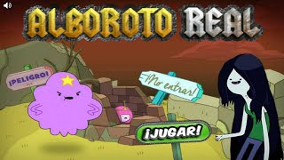 Cartoon Network: Alboroto Real - Hora de Aventura
