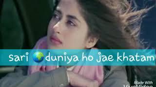 download lagu O Sona Tere Liye Sajal Ali Whatsapp Status gratis
