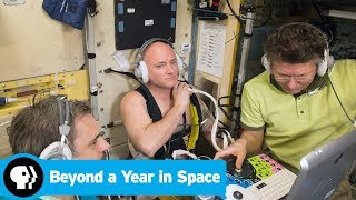BEYOND A YEAR IN SPACE | The Twin Study | PBS