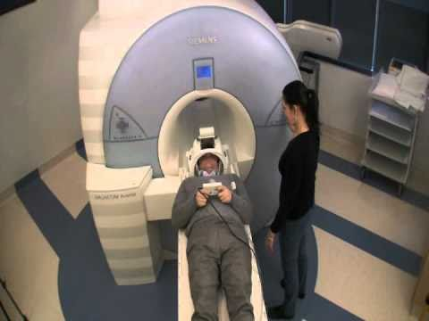 0 fMRI Technology to scan brain and reconstruct Images