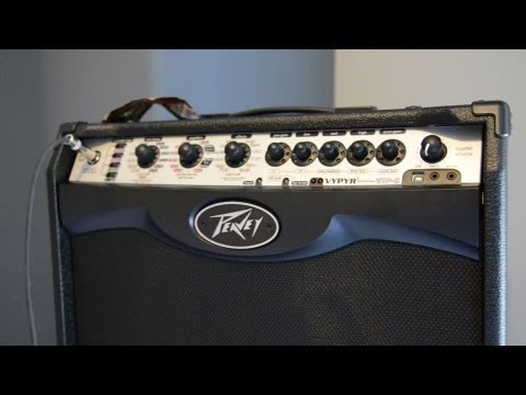 Peavey VYPYR VIP 2 40W 1x12  Amp -Introduction