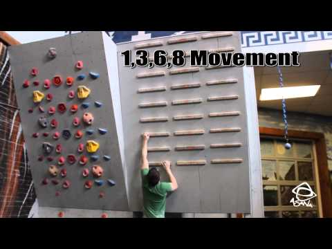 Campus Board Training: Advanced Movement