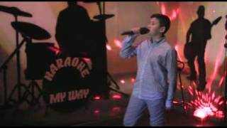 14 IZAN MORENO 90 MINUTOS II CONCURSO KIDS KARAOKE MY WAY 6 NOV 2016