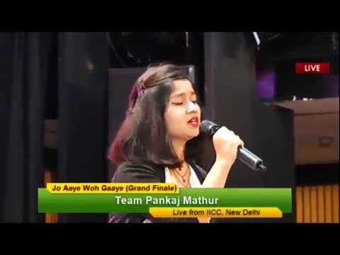 Jiya Re | Neeti Mohan | Pranjli LIVE