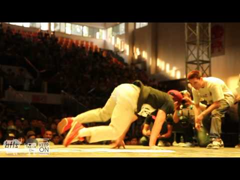 China vs Japan | BBOY Crew Battle | KOD Asia Cup | Beijing, China