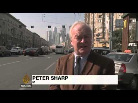 Western sanctions bite Russia's economy