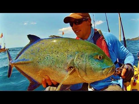 Wild Coast Panama   Kayak Fishing   Part 1