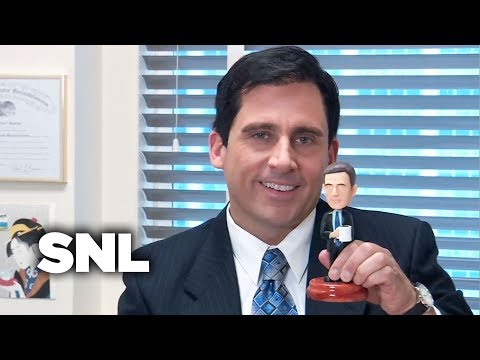 SNL Digital Short: The Japanese Office - Saturday Night Live