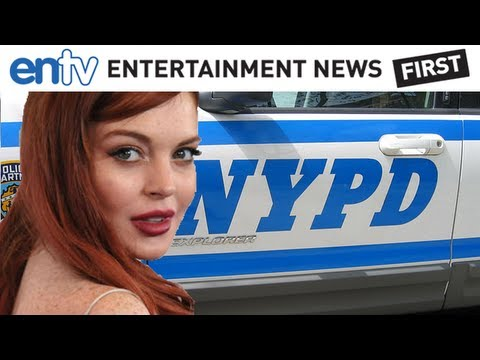 Lindsay Lohan Arrested Again After NYC Night Club-Fight Club! ENTV