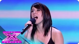 Meet Jillian Jensen - THE X FACTOR USA 2012