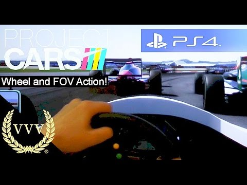 Wheel Project Cars Ps4 Project Cars Wheel And Fov