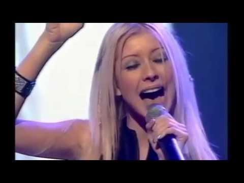 Christina Aguilera- What A Girl Wants