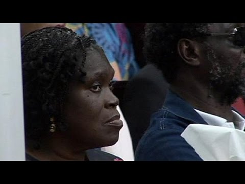 Ex-First-Lady Simone Gbagbo vor Gericht in Abidjan