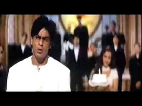 MOHABBATEIN (shahrukh khan) AAKHEN KHULI HO YA HO BUND (HQ FULL...