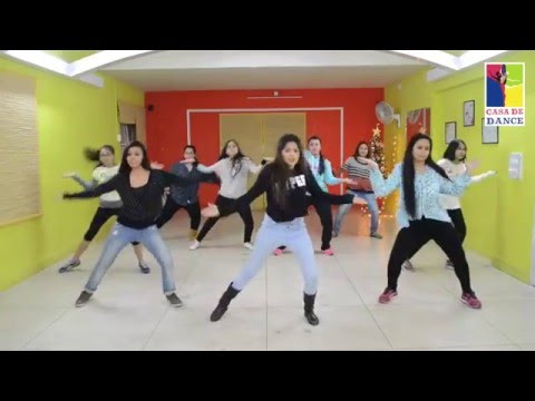 Manma Emotion Jaage Choreography | Dilwale | Casa De Dance