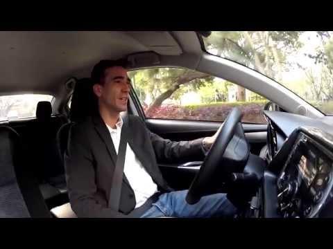 Toyota Yaris 2014 - Test Drive