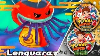 Cómo conseguir a Octosierpe I Yo-kai Watch 2: Fantasqueletos y Carnánimas