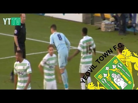 Coventry City highlights at Yeovil