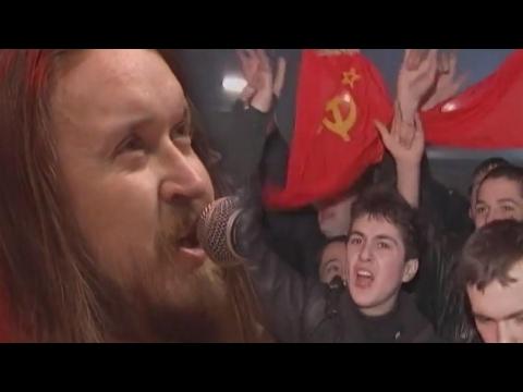 Егор Летов, концерт и интервью в Мурманске, 2002