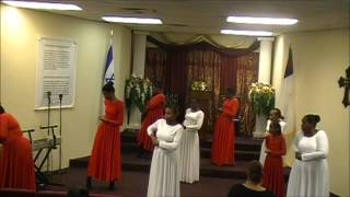 Glorified Praise Dance Team - I Still Have A Praise Inside of Me