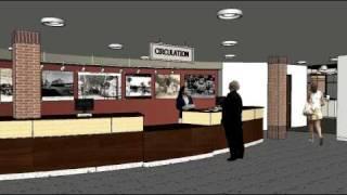 Building the Washington County Free Library - Virtual Tour