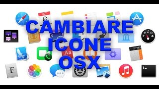 Cambiare icone cartelle su Mac