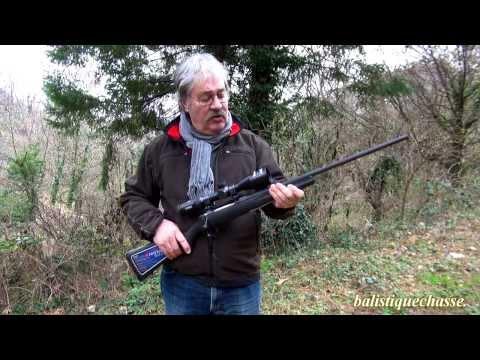 La carabine RUGER American Rifle cal 30.06 Springfield.