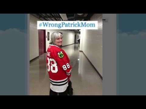 Momma Sharp's jersey foul