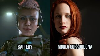 Characters and Voice Actors - Call of Duty: Black Ops 4