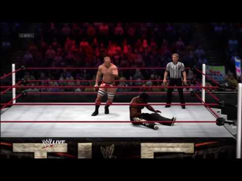 WWE TLC 2012 - Antonio Cessaro vs. R-Truth US Title Full Match Prediction