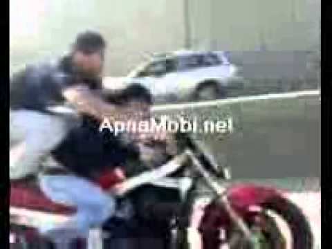 Crazy Motorcycle Stunt In Iran Mr Jatt Com video
