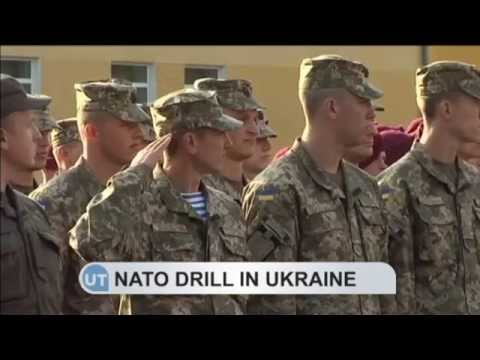 NATO Drill in Ukraine: US-led military alliance shows support for Ukraine