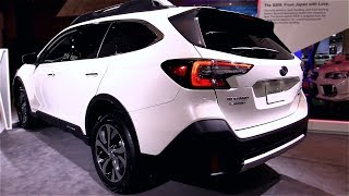 NEW 2020 - Subaru Outback Touring XT - Exterior and Interior 1080p 60fps