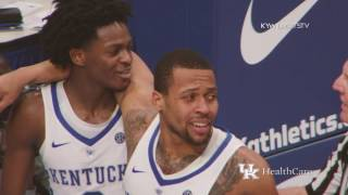 MBB: Kentucky vs Arkansas Recap