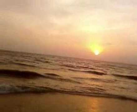 beauty of alappuzha beach